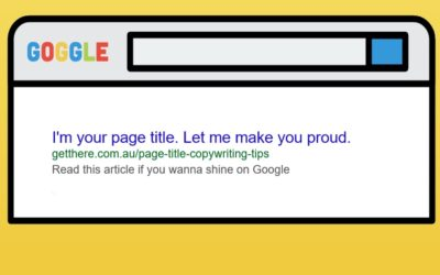 How to write SEO page titles that boost your Google rank, traffic + sales